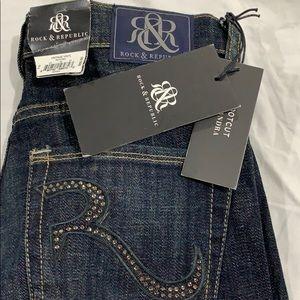 Authentic Rock & Republic Jeans OBO